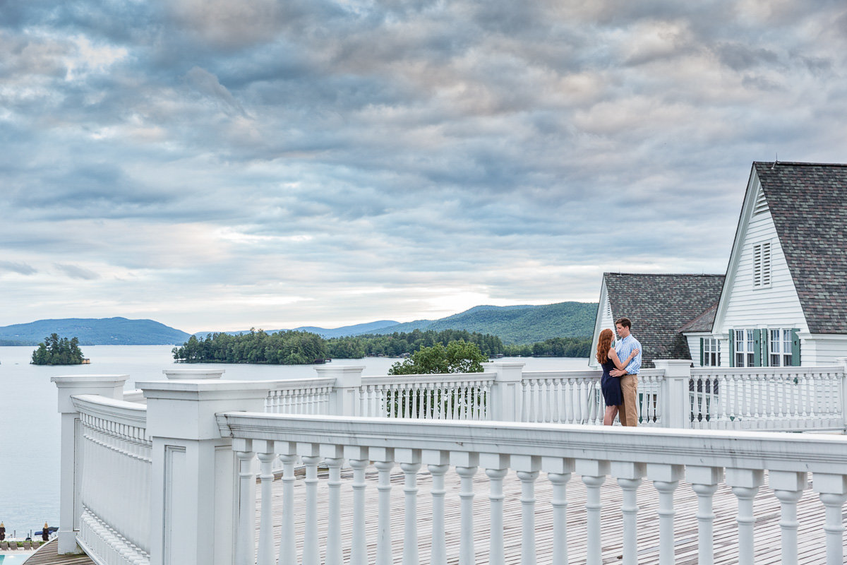Lake George Wedding - Sagamore
