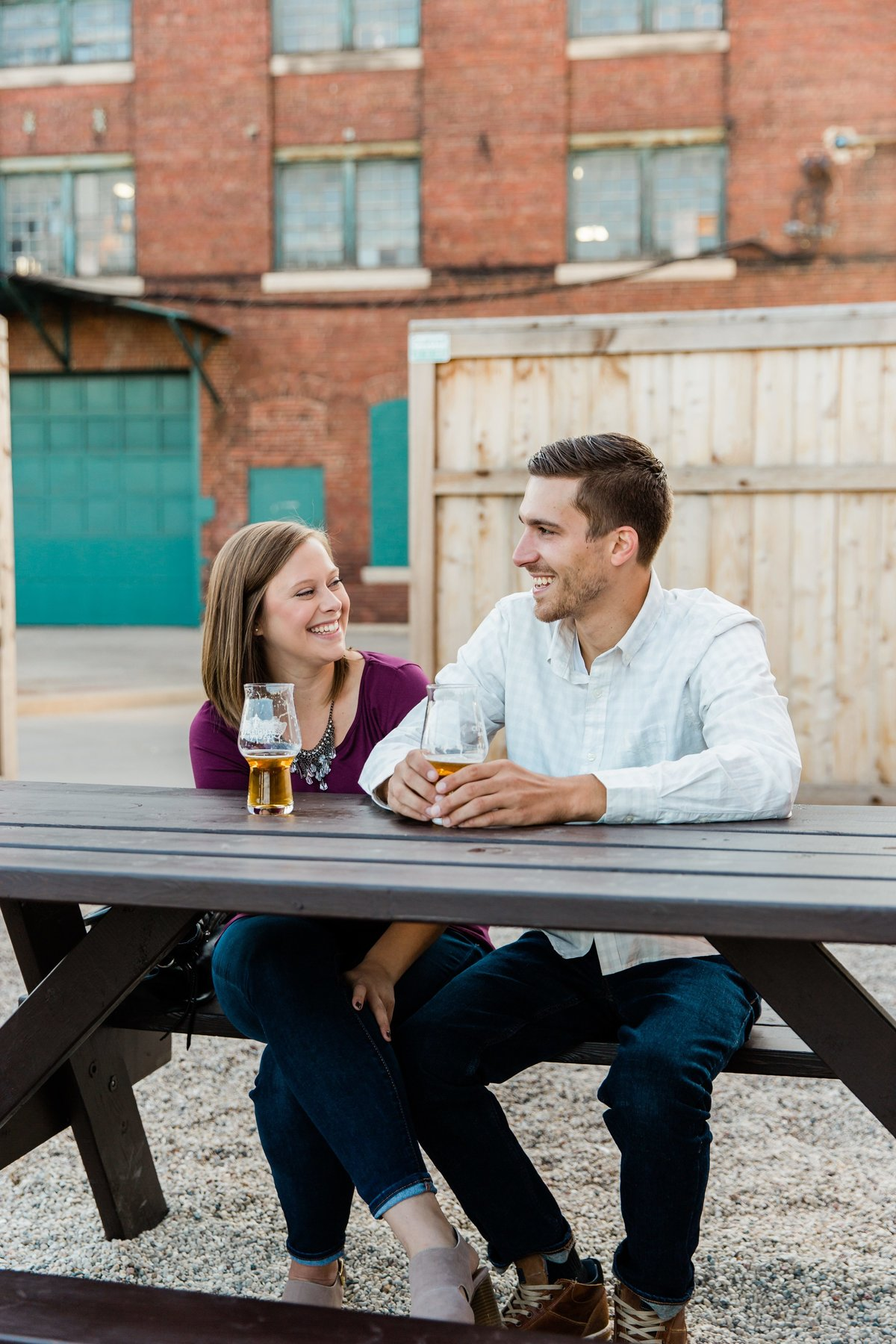CITY LIGHTS BREWERY ENGAGEMENT