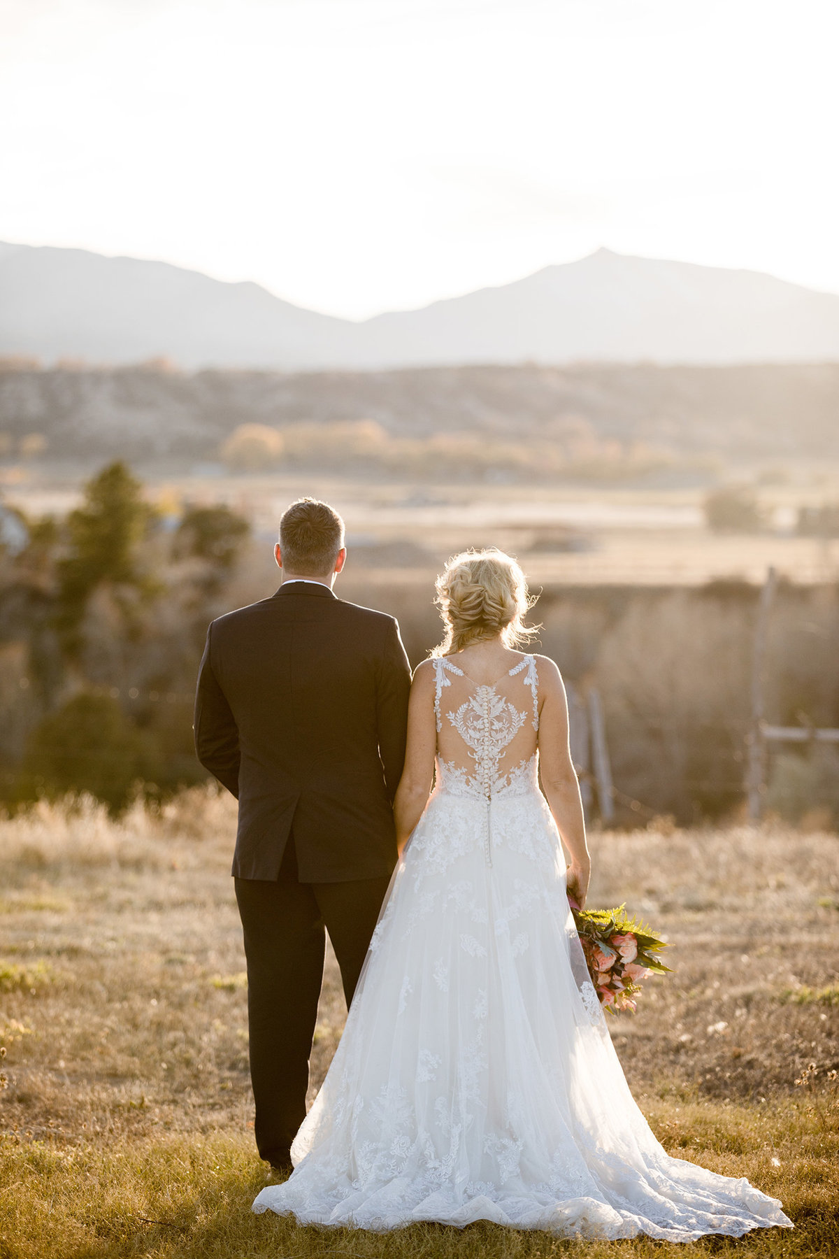 Everett Ranch Rocky Mountain Wedding Outdoor Barn Rustic Salida Colorado Alpaca Collegiate Peaks Vintage Ranch Mount Princeton Yale Harvard Majestic Sunsets 017