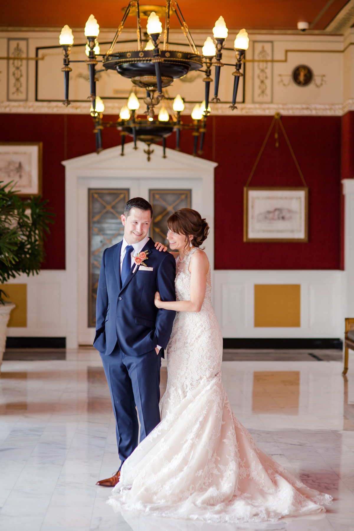 wedding inside the broadmoor