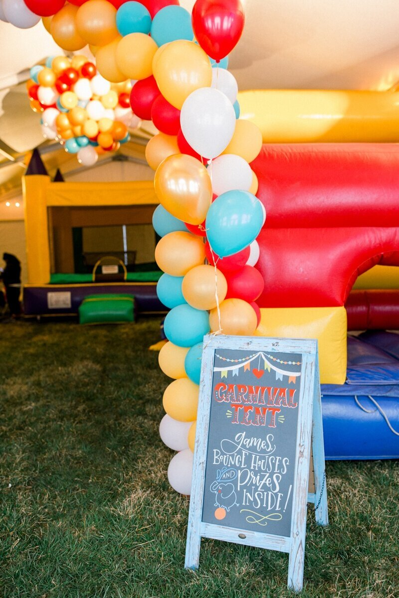Circus Themed 1st Birthday Indianapolis Party Planner_0021