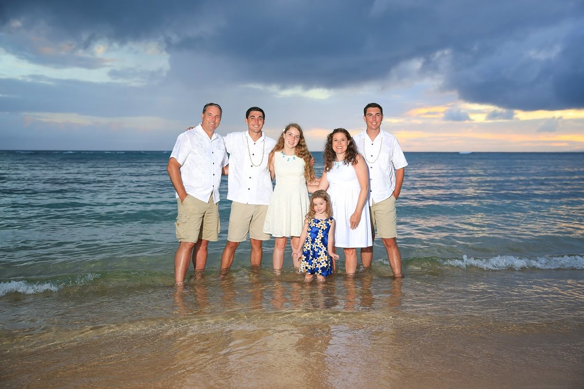 Capture Aloha Photography, Maui Family Portraits on the beach