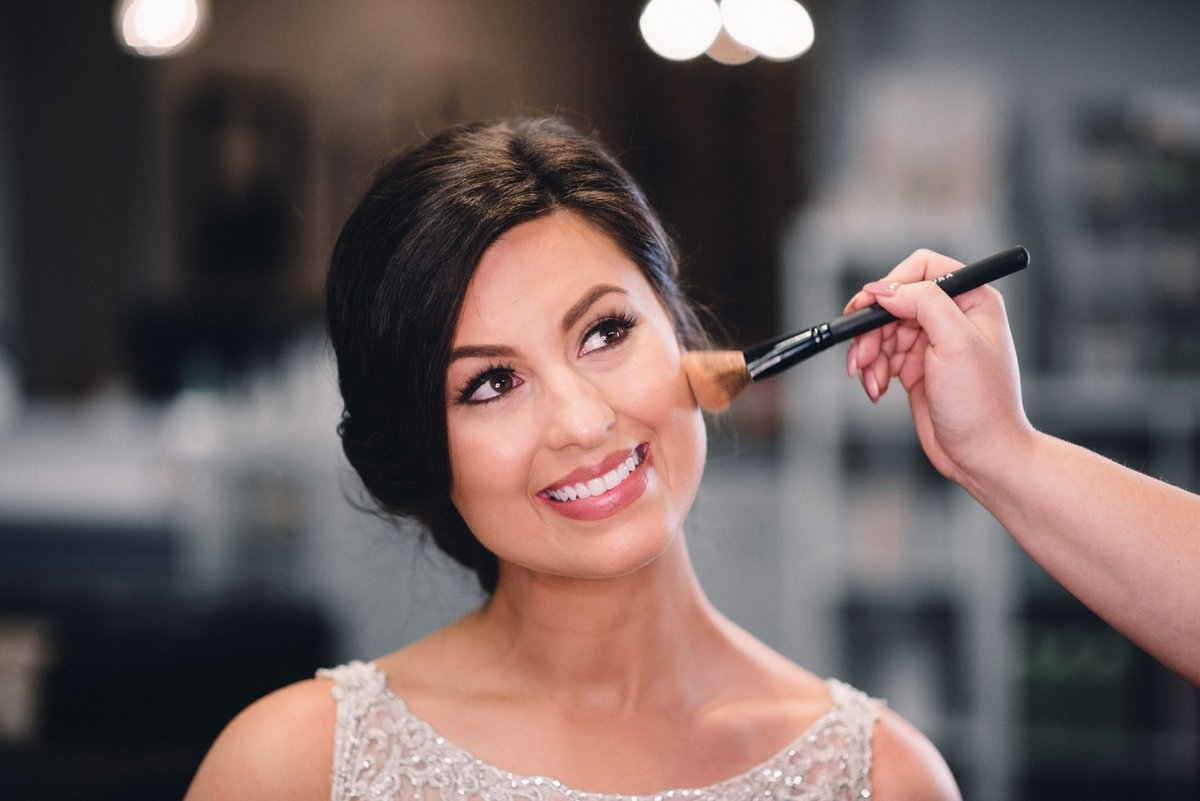 Bridal make-up and hair in Jeanette, PA