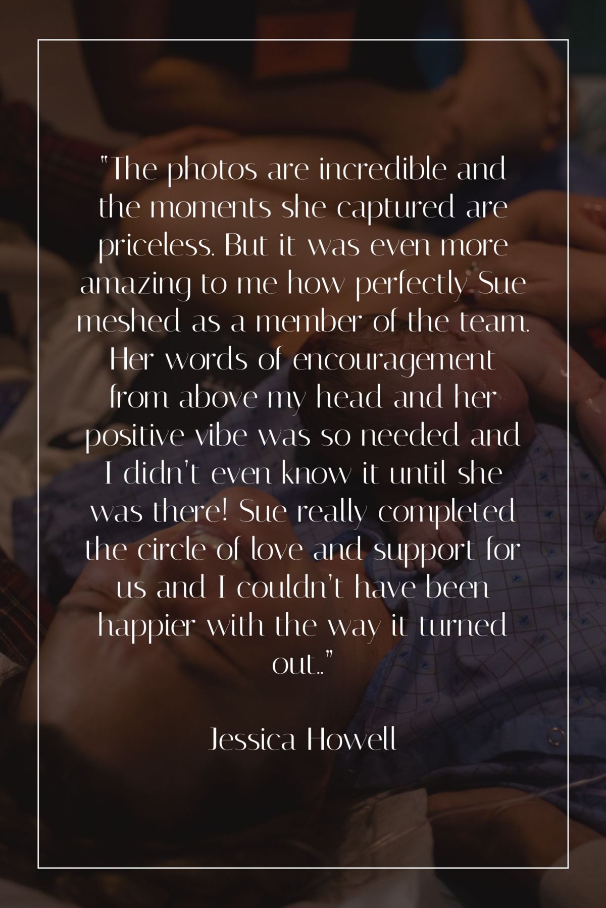 testimonials and pics_Jessica Howell