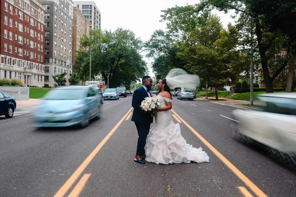 Wedding Photography in St Louis