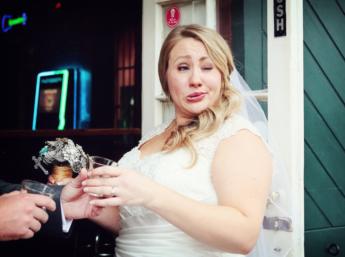 New-Orleans-Bourbon-Street- Wedding-Shot