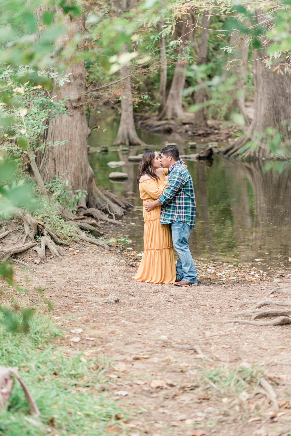 Cibolo-Nature-Center-Engagement-Photos-6637