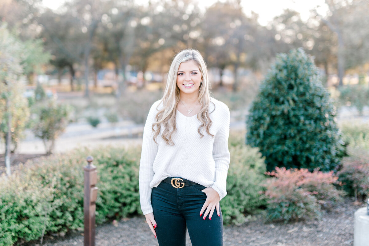 Dallas Senior Photographer | Laylee Emadi Photography | Abbey 68