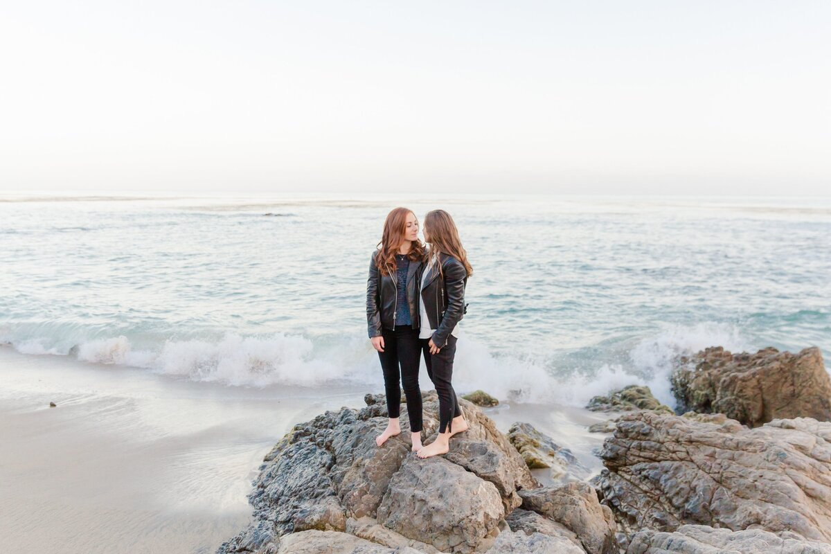 San-Diego-Topanga-Leo-Carillo-Same-Sex-LQBTQ-Engagement-Session-0011
