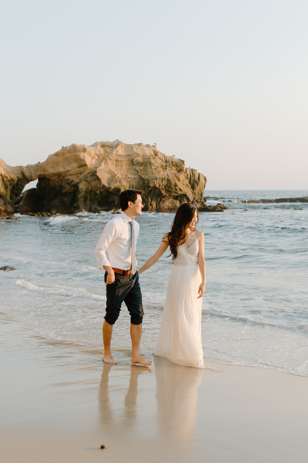 Alli & Jesse - Laguna Beach - Tess Laureen Photography @tesslaureen - 410