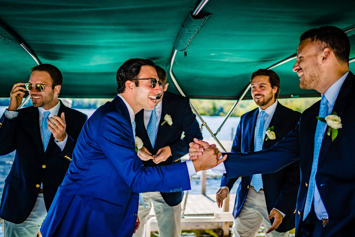 groom-groomsmen-lake-wedding-vermont-wedding-photographer-andy-madea-photography