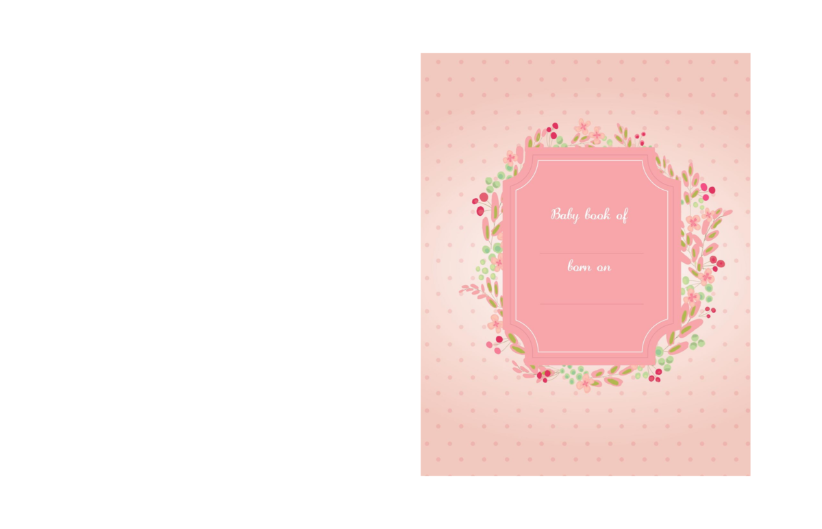 Baby-Book-Pages-Pink-cover