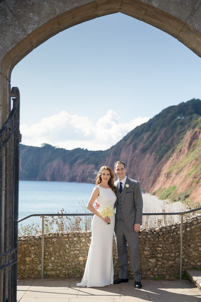 Sidmouth Harbour Hotel Wedding in Devon