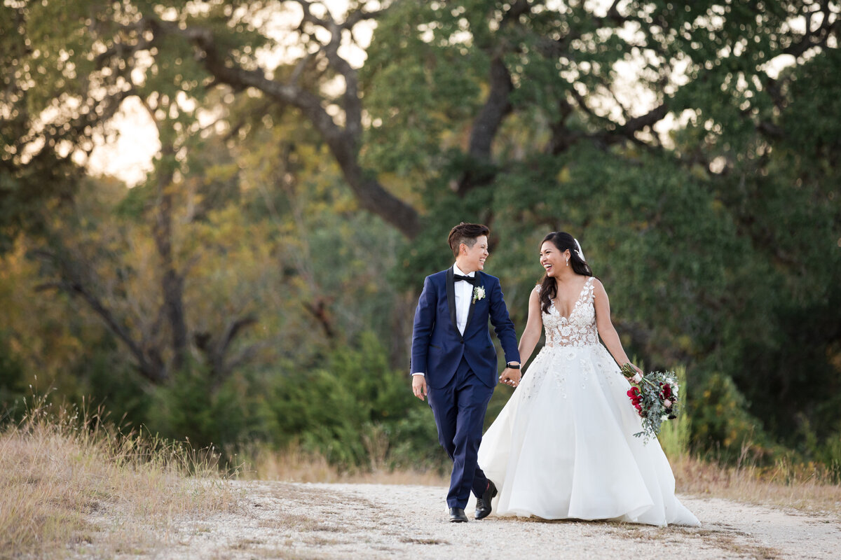 Camp Lucy Sacred Oaks wedding photography