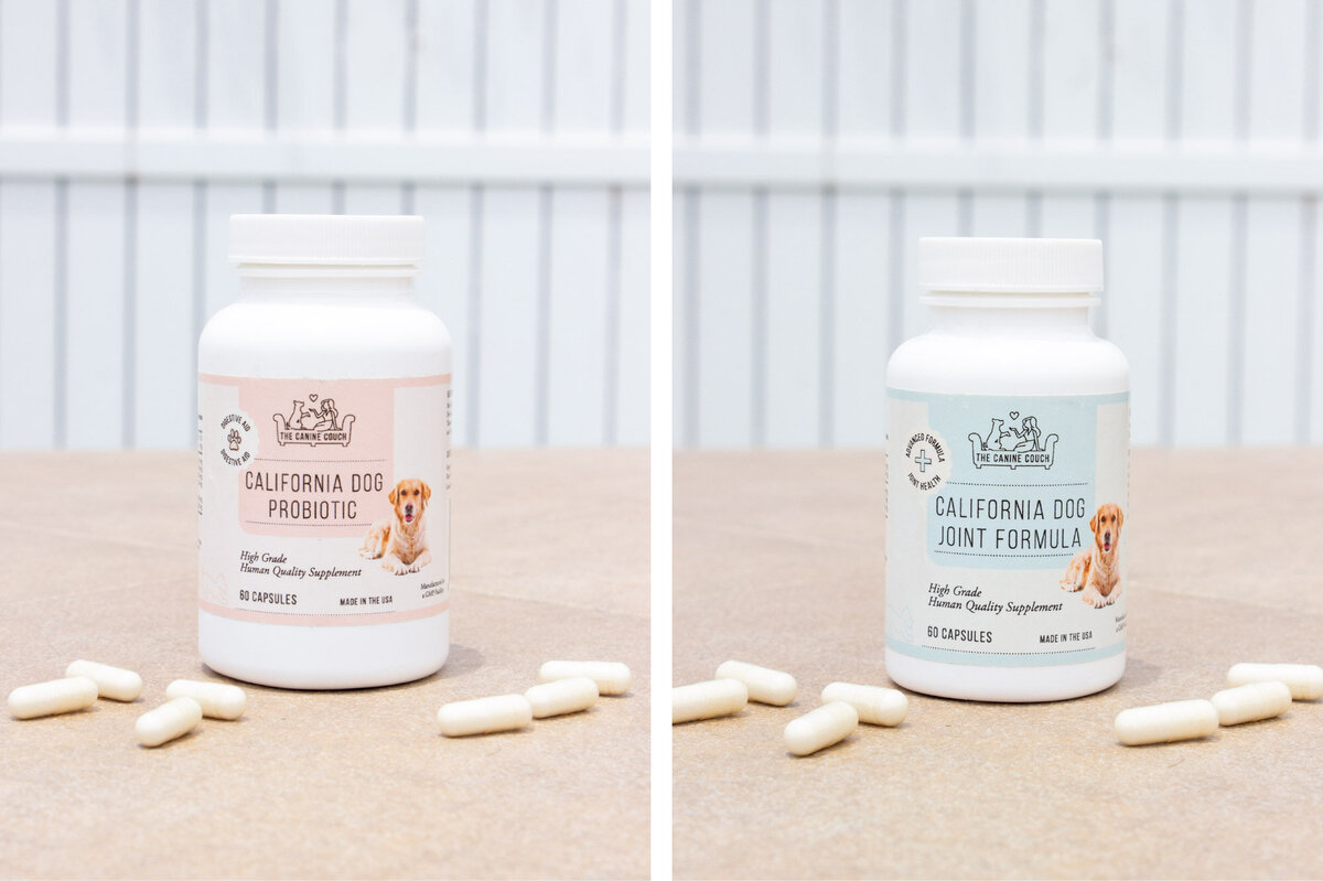Digestive-Aid-And-Joint-Health-Pet-Vitamins-Label-Design-By-Kathy-Ramirez