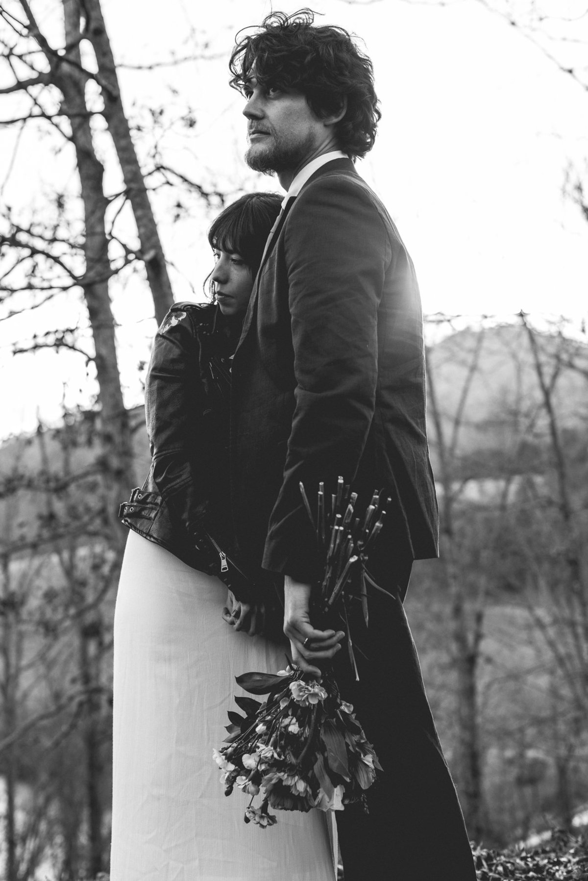 Charlotte Asheville Elopement Wedding Photographer