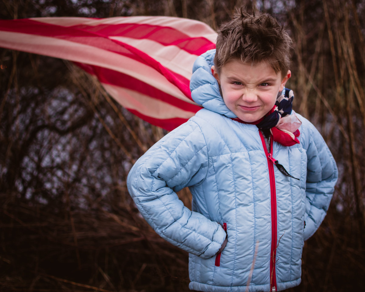 Montrose Harbor Child Photos