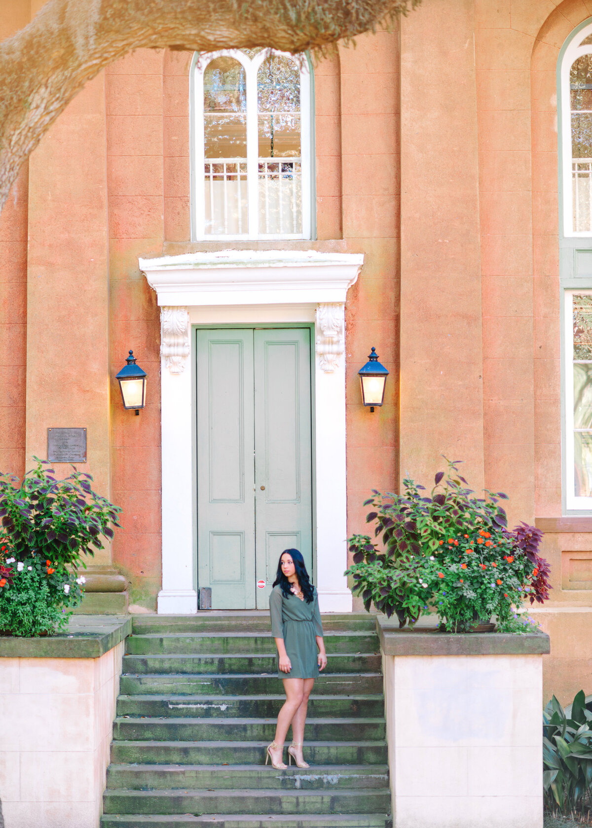 Pasha Belman Photography - College of Charleston Senior Portraits