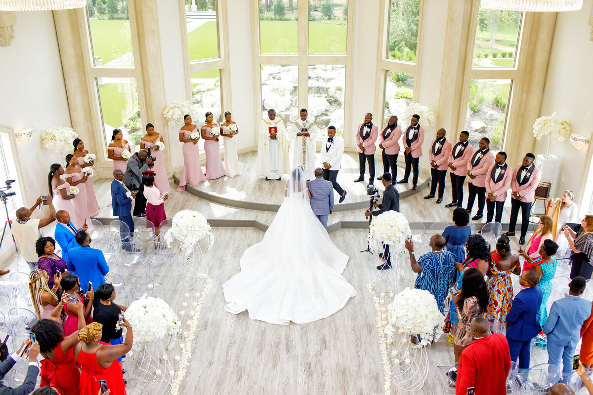Knotting Hill Place Touch of Jewel Weddings Cameroonian Wedding (40)