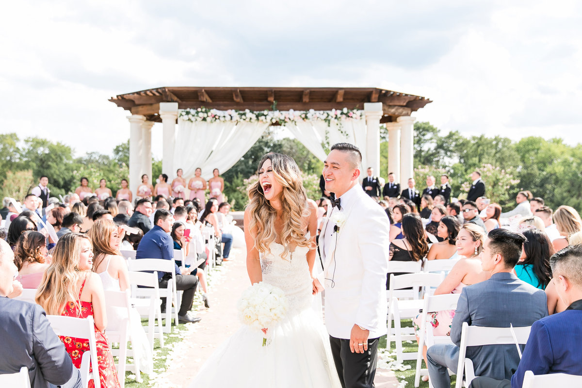 Springs Tuscany Hill Couple Recessional