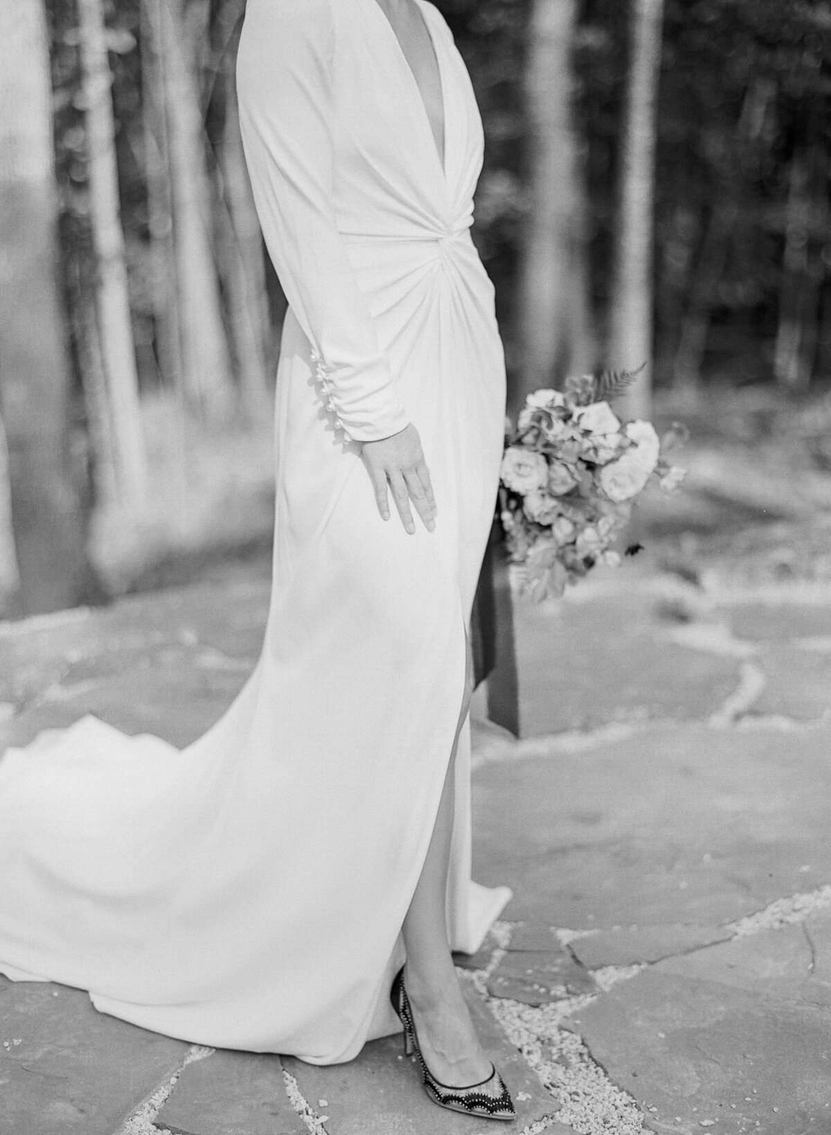 Carolina Grove Bridal Portrait Photography, North Carolina 9