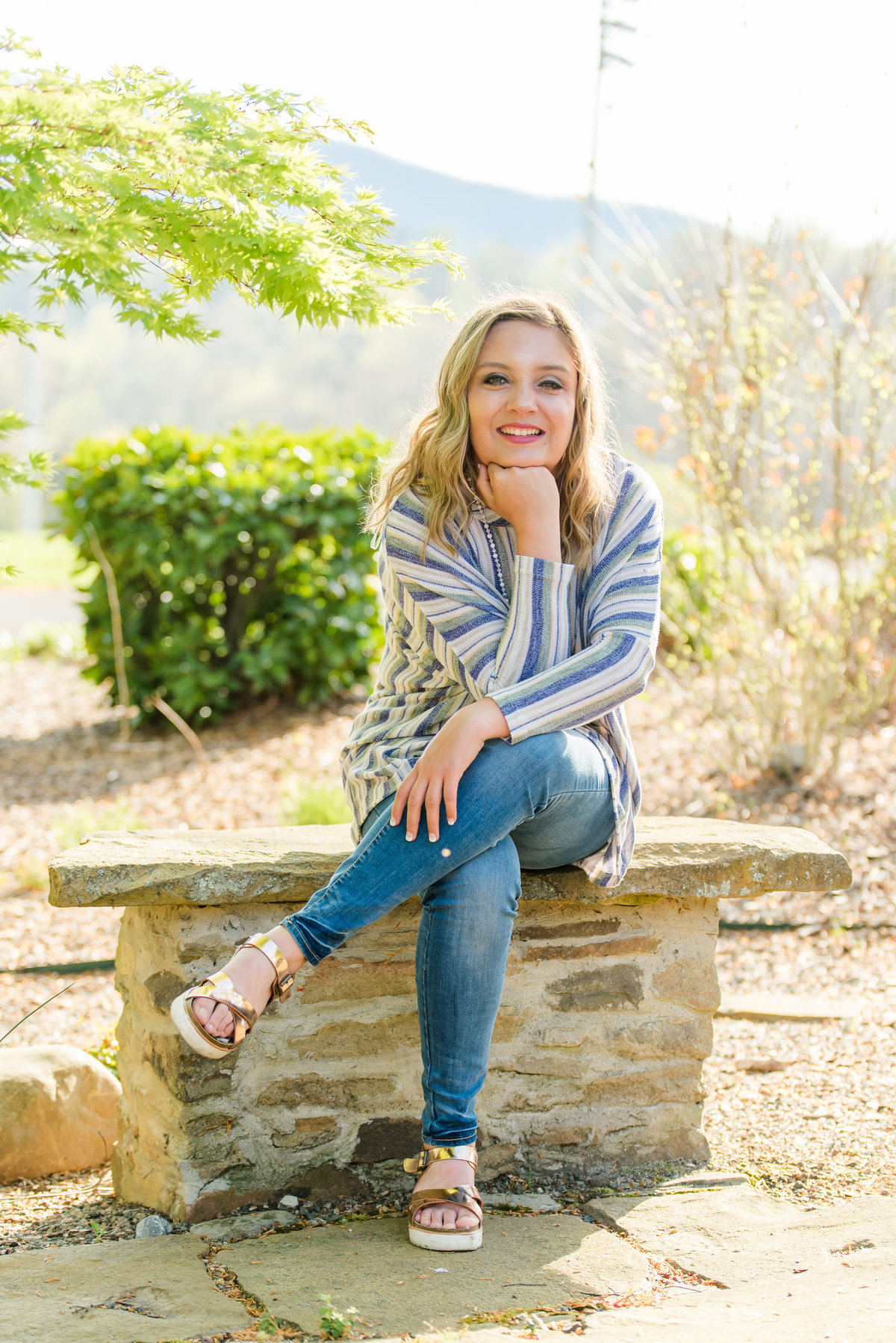 Milligan College Senior Photo Session-8