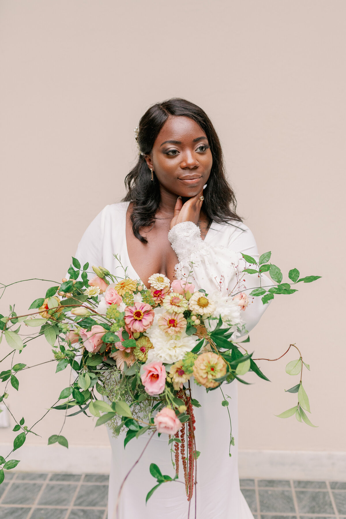 Styled Shoot Cator Woolford Gardens Hair & Makeup