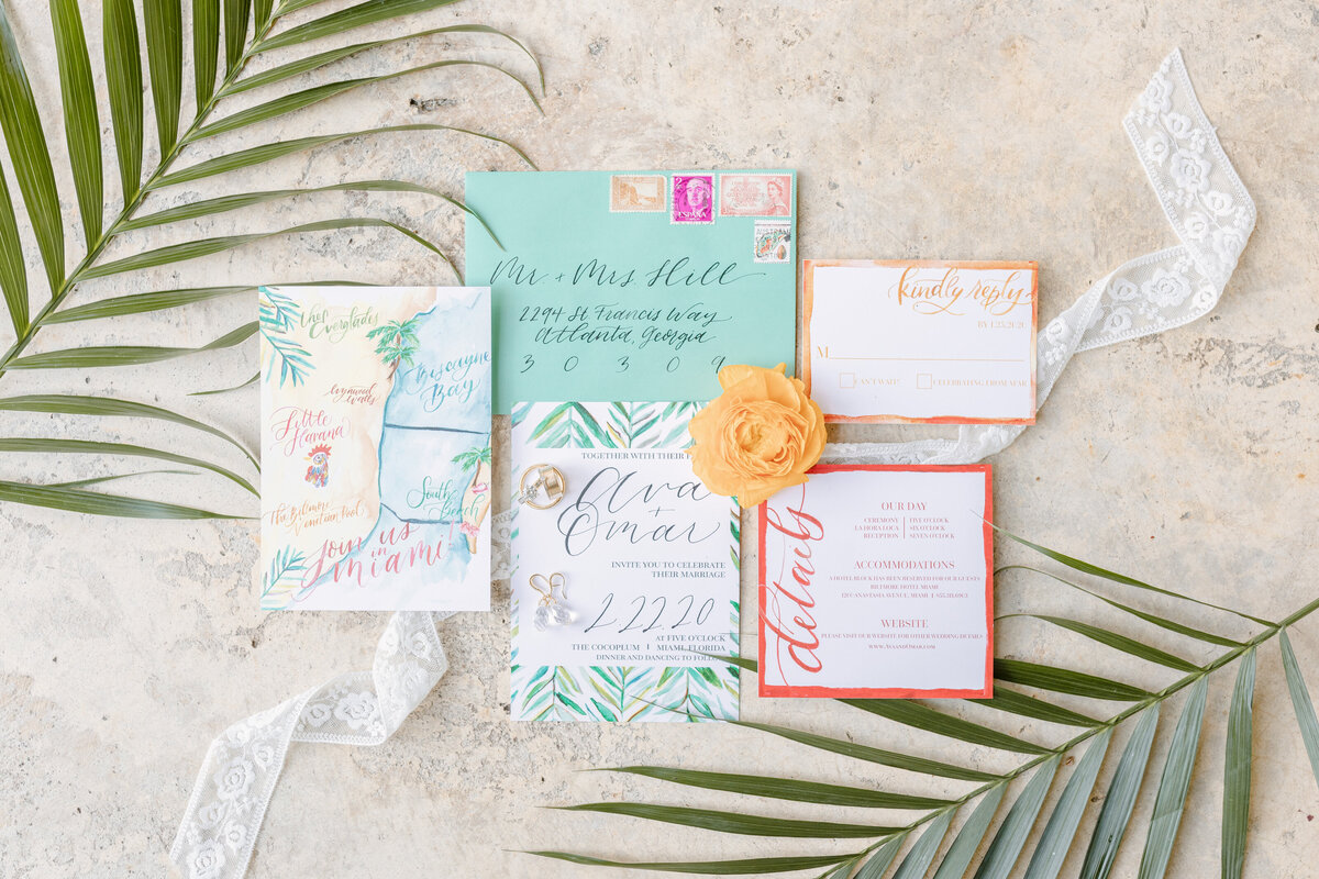 Coco Plum Elopement in Coral Gables 1