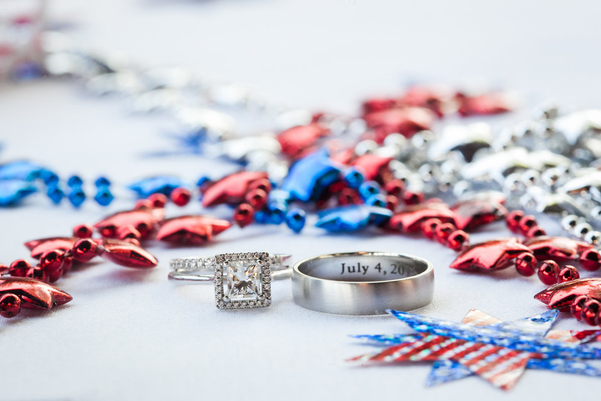 Nature's Point, Austin Family Photographer, Tiffany Chapman Photography wedding rings on july 4th photo