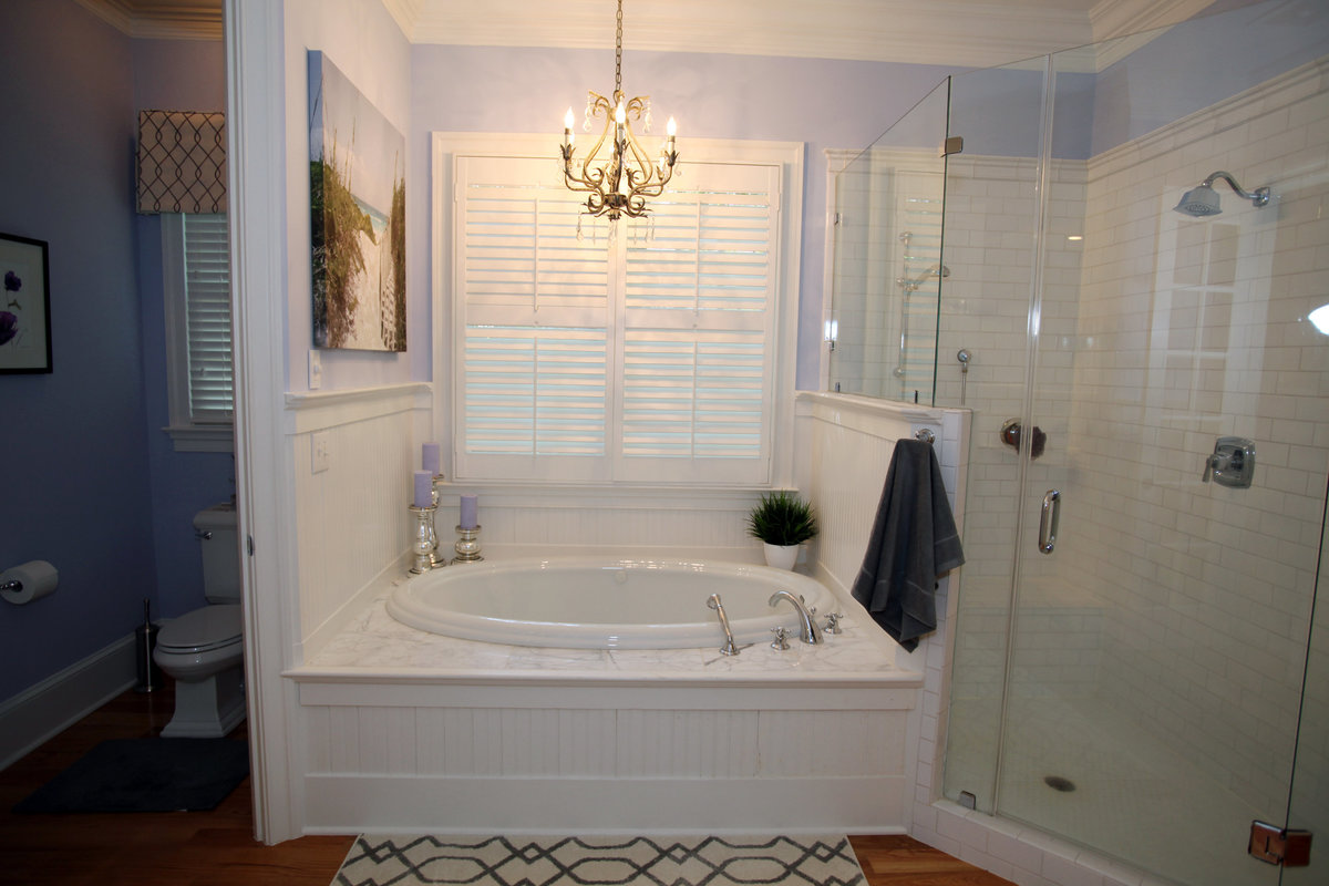mooresville bathroom interior design