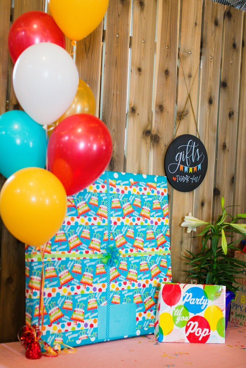 Circus Themed 1st Birthday Indianapolis Party Planner_0105