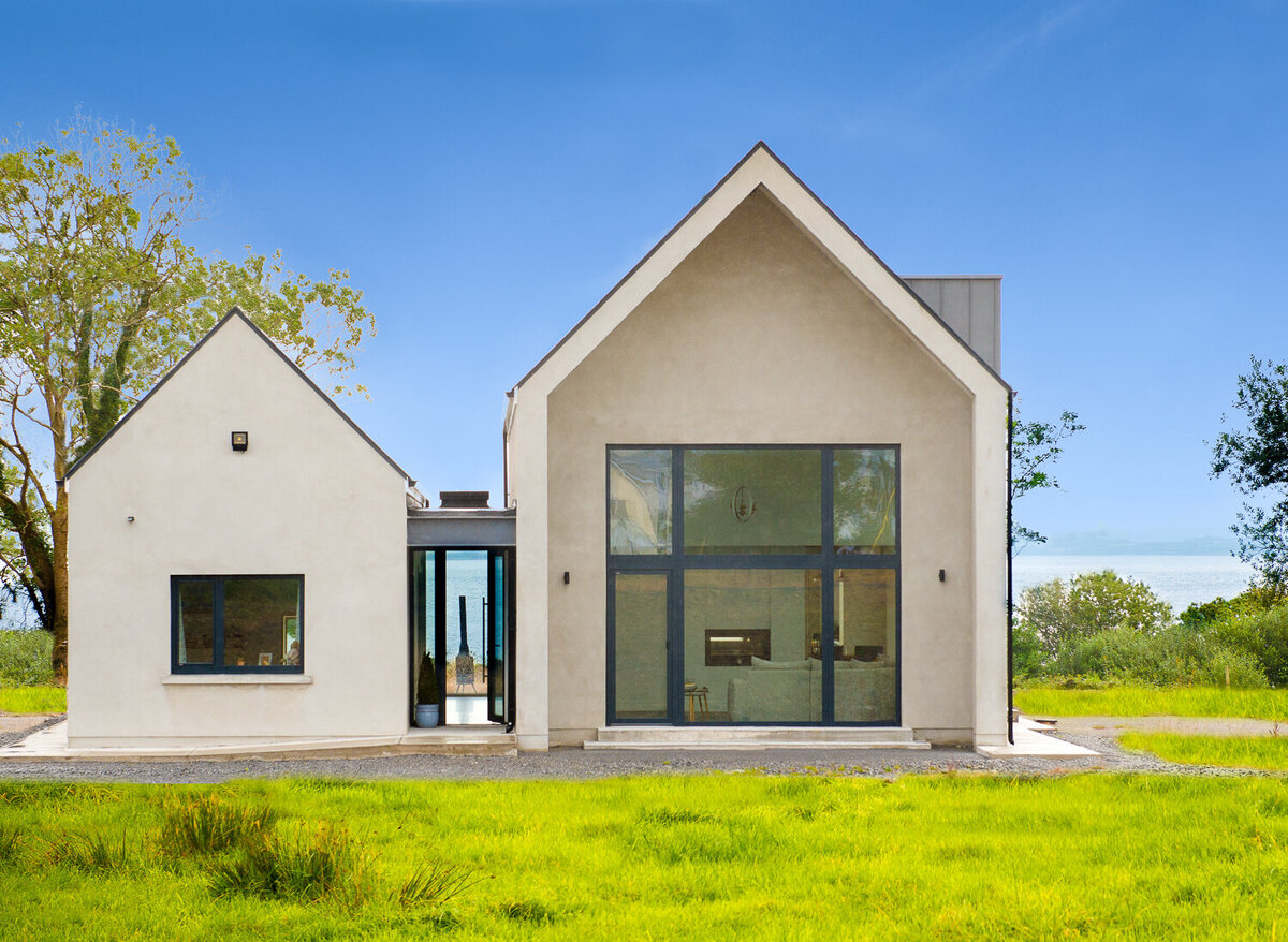 Architect designed house in Limerick