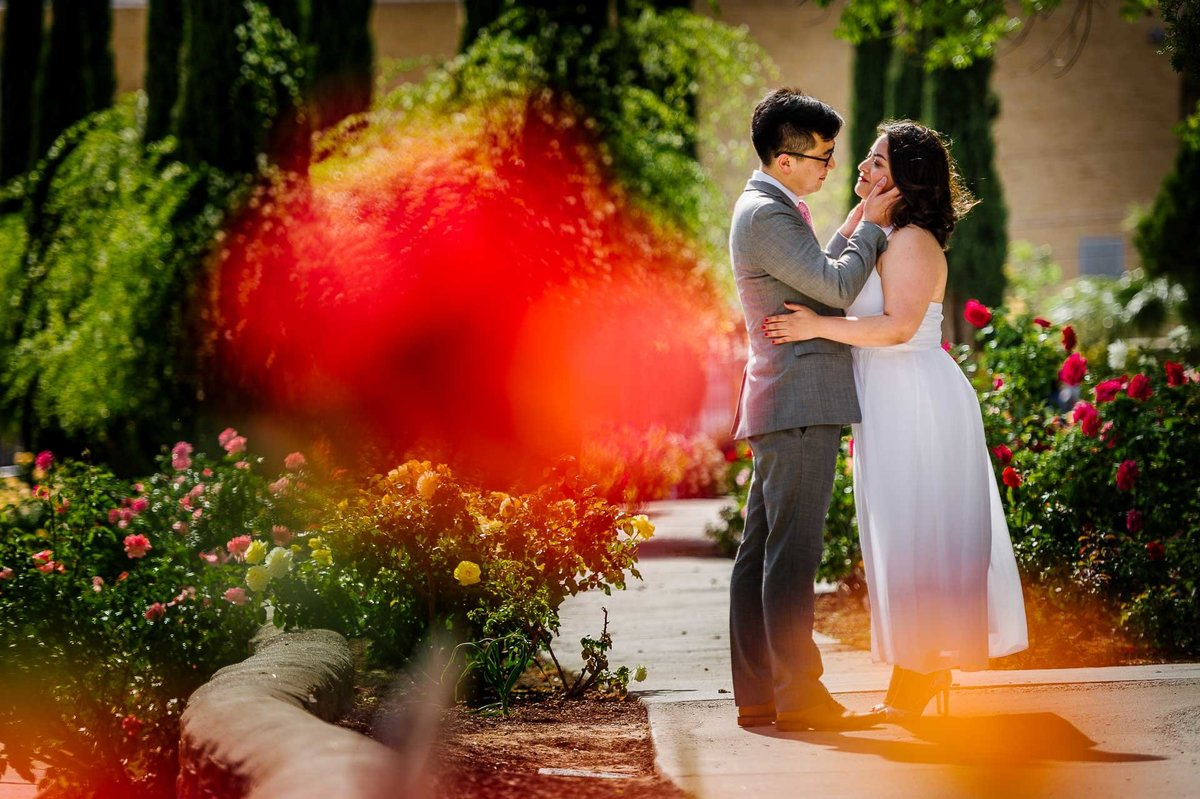 wedding at rose gardens in el paso by stephane lemaire photography