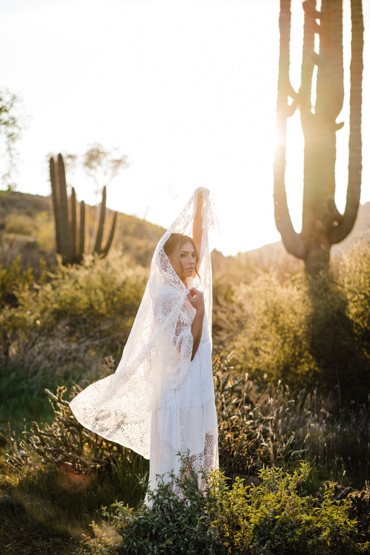 Cave Creek Arizona Wedding Portraits - Atlas Rose Photography AZ 01