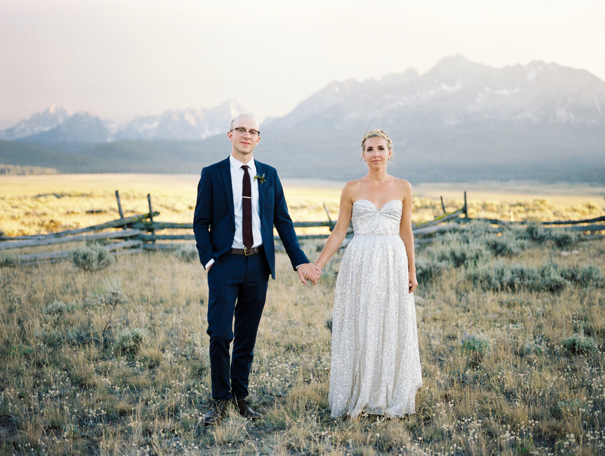 Olive and Alex Wedding_Stanley Idaho 458