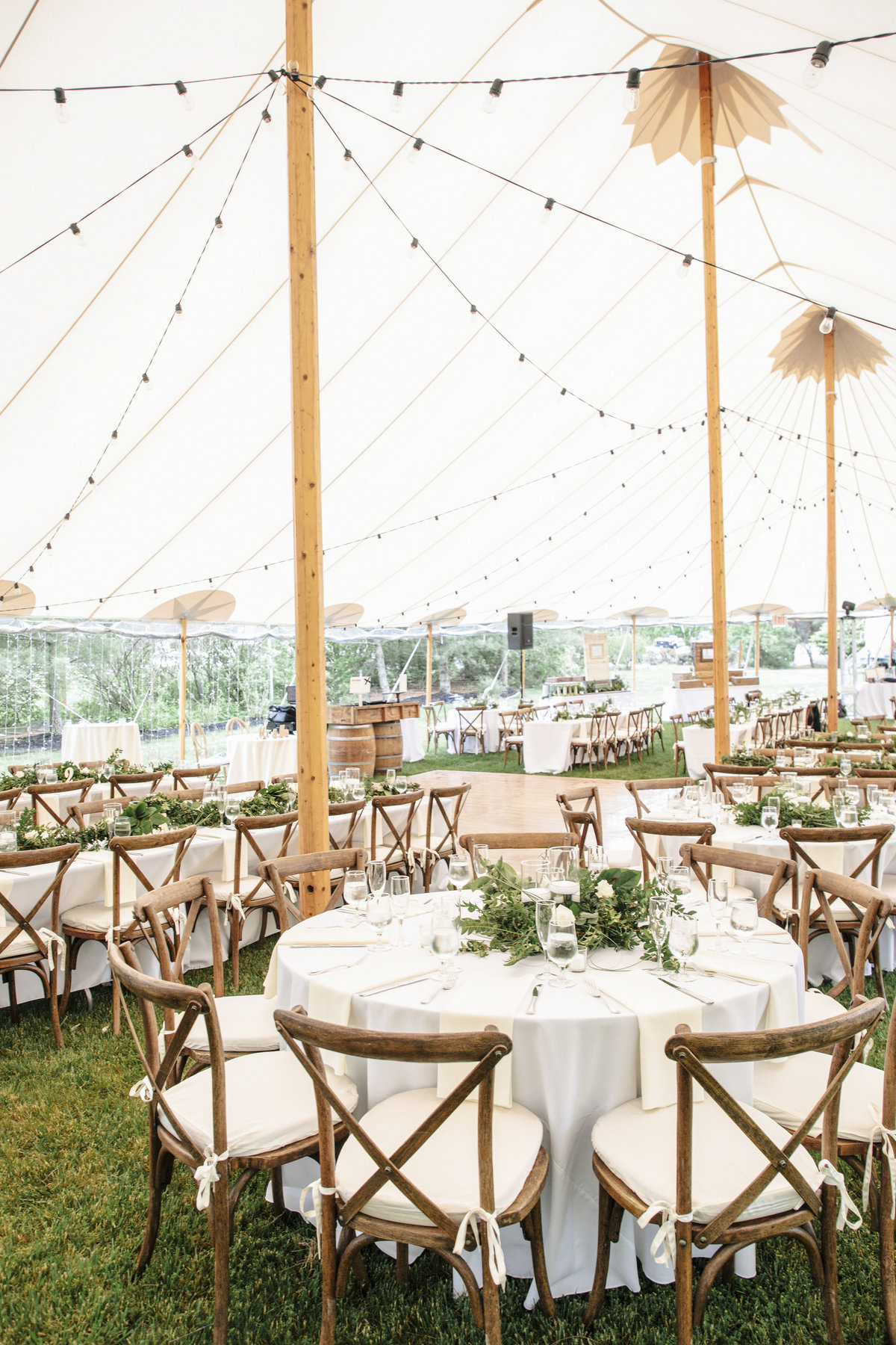 room image for backyard tented wedding