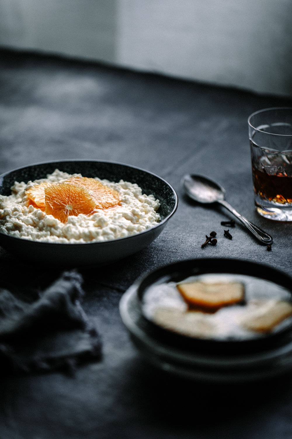 Rice Pudding With Rum Soaked Oranges - Anisa Sabet - The Macadames - Food Travel Lifestyle Photographer 215