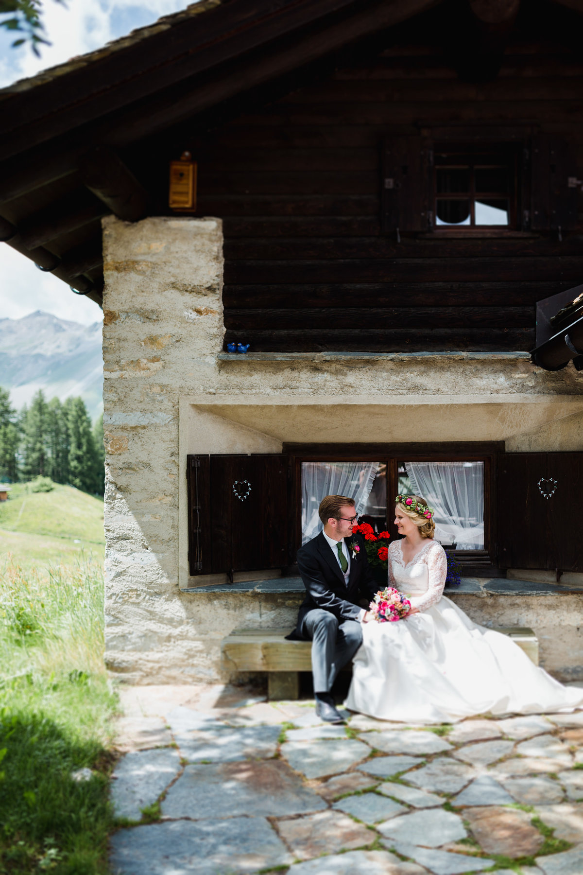 Mountain Wedding Switzerland Stephanie Conradin-25