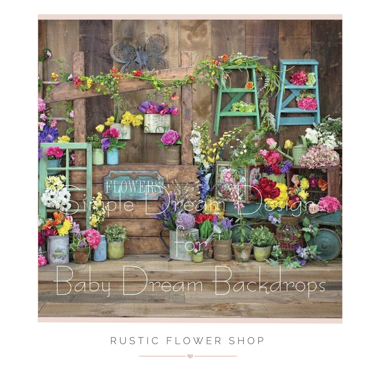 Rustic Flower Shop