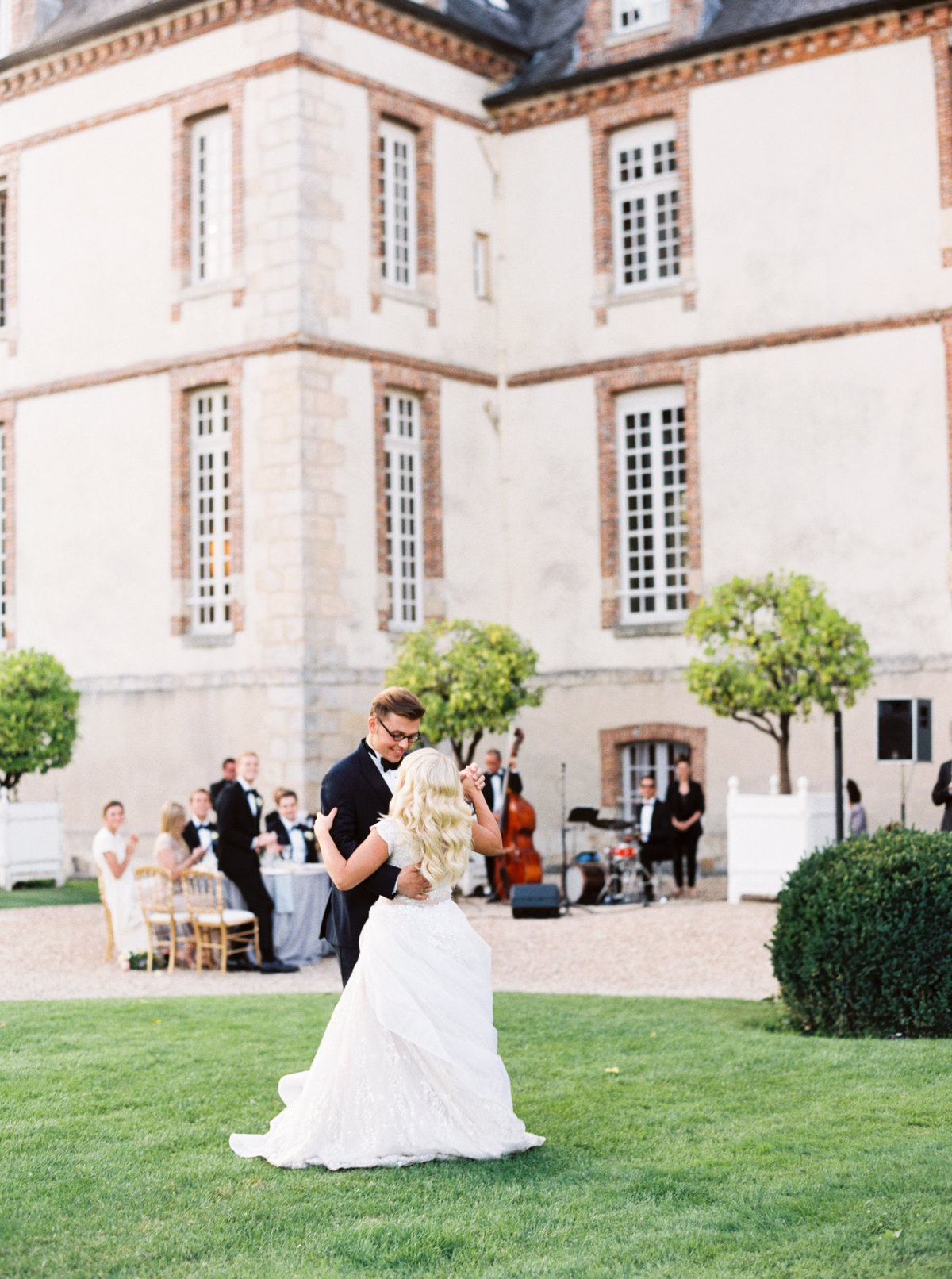 Paris France Wedding - Mary Claire Photography-37