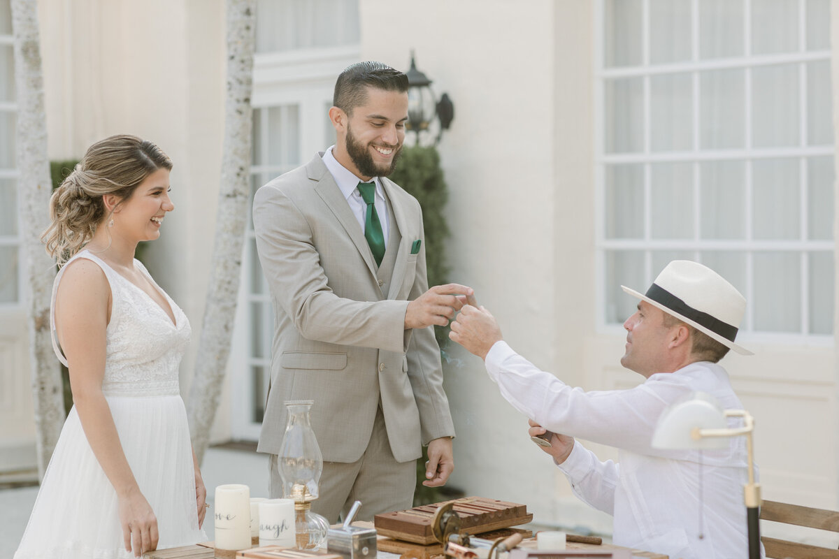 Coco Plum Elopement in Coral Gables 34