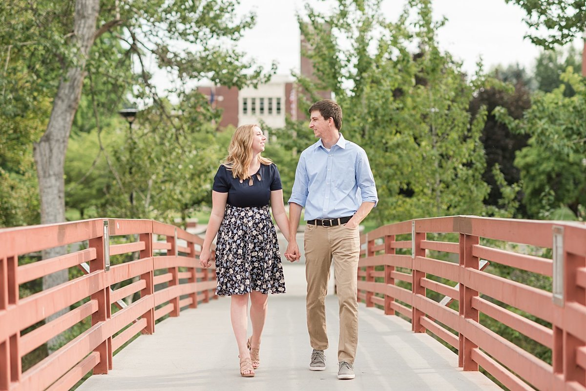 An Edwards Greenhouse and BSU Engagement Session-13