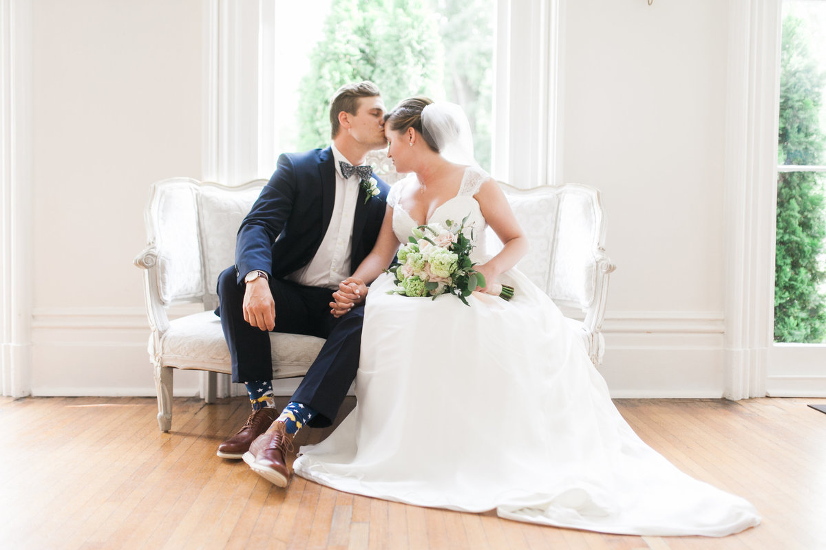 The Merrimon-Wynne House Wedding