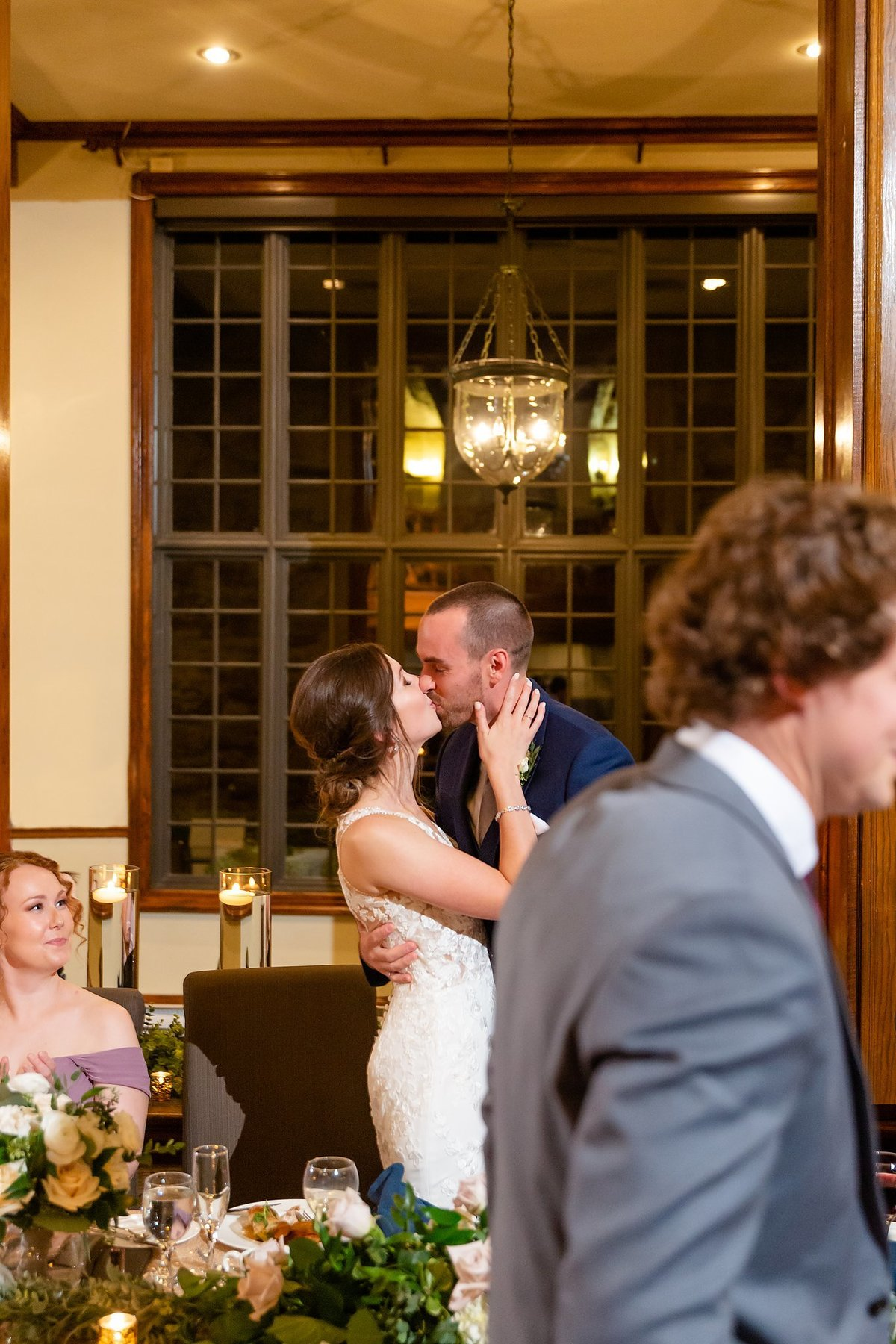 Romantic Windermere Manor Wedding | Dylan and Sandra Photography 170