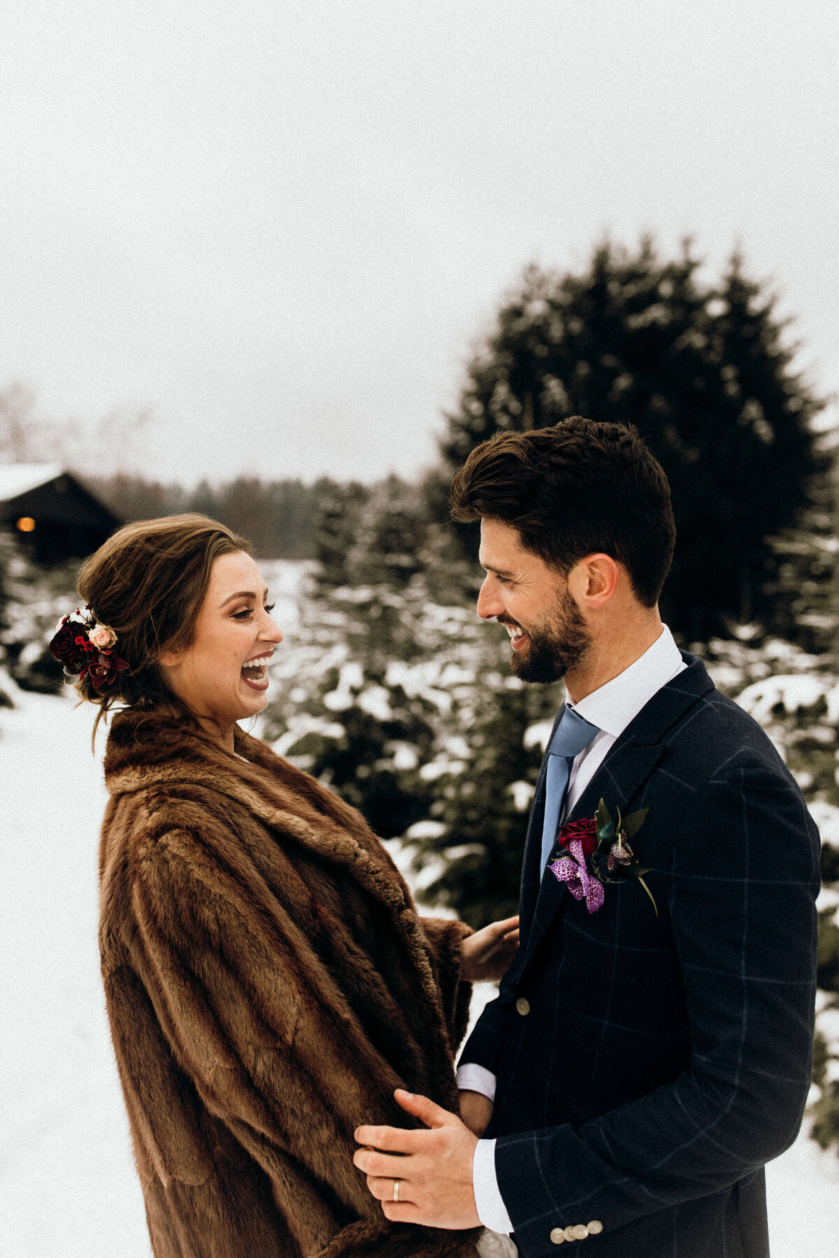 Styled Shoot - Winter Wonderland - Duitsland - 2019 2955