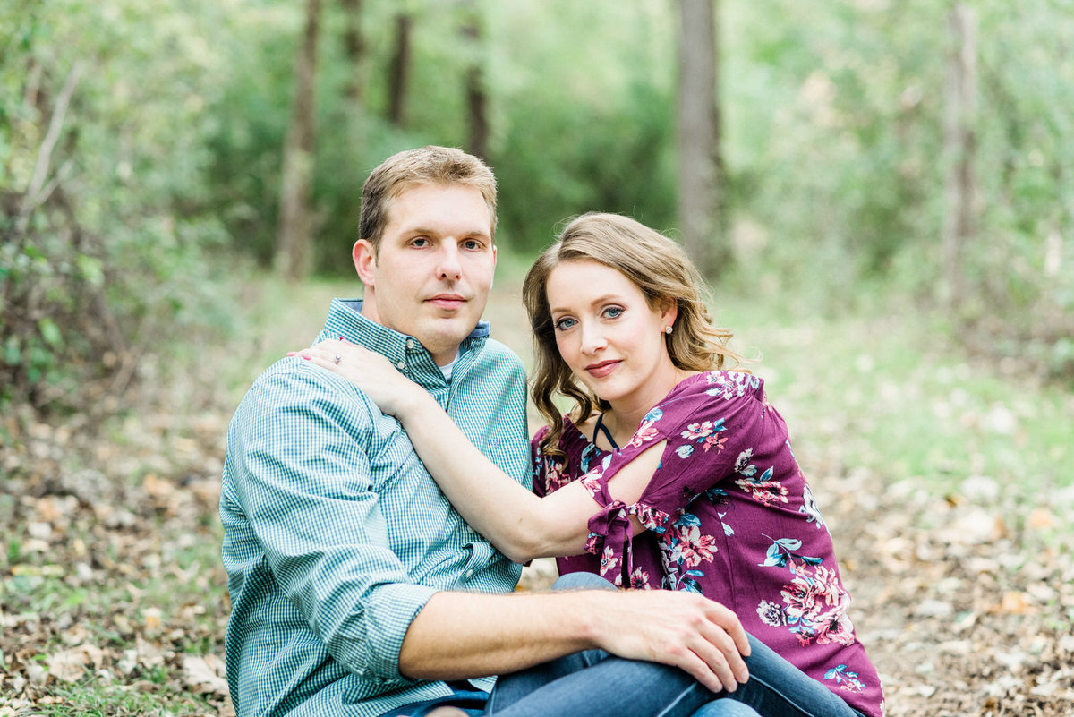 Mason City Iowa Engagement  Nicole COrrine Omaha Engagement Ohotographer