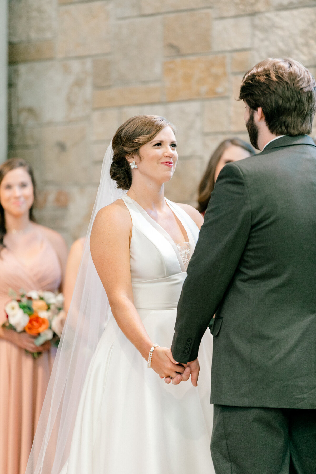 Kaylee & Michael's Wedding at Watermark Community Church | Dallas Wedding Photographer | Sami Kathryn Photography-114