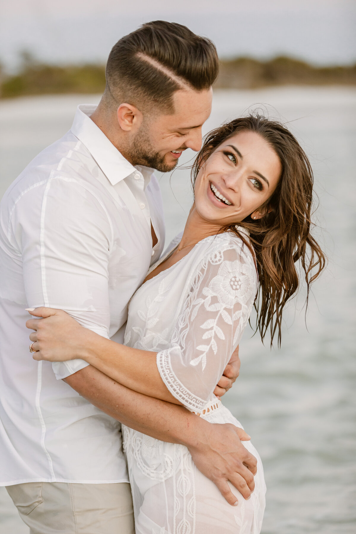 Beach Elopement in Saint Petersburg, Florida 51