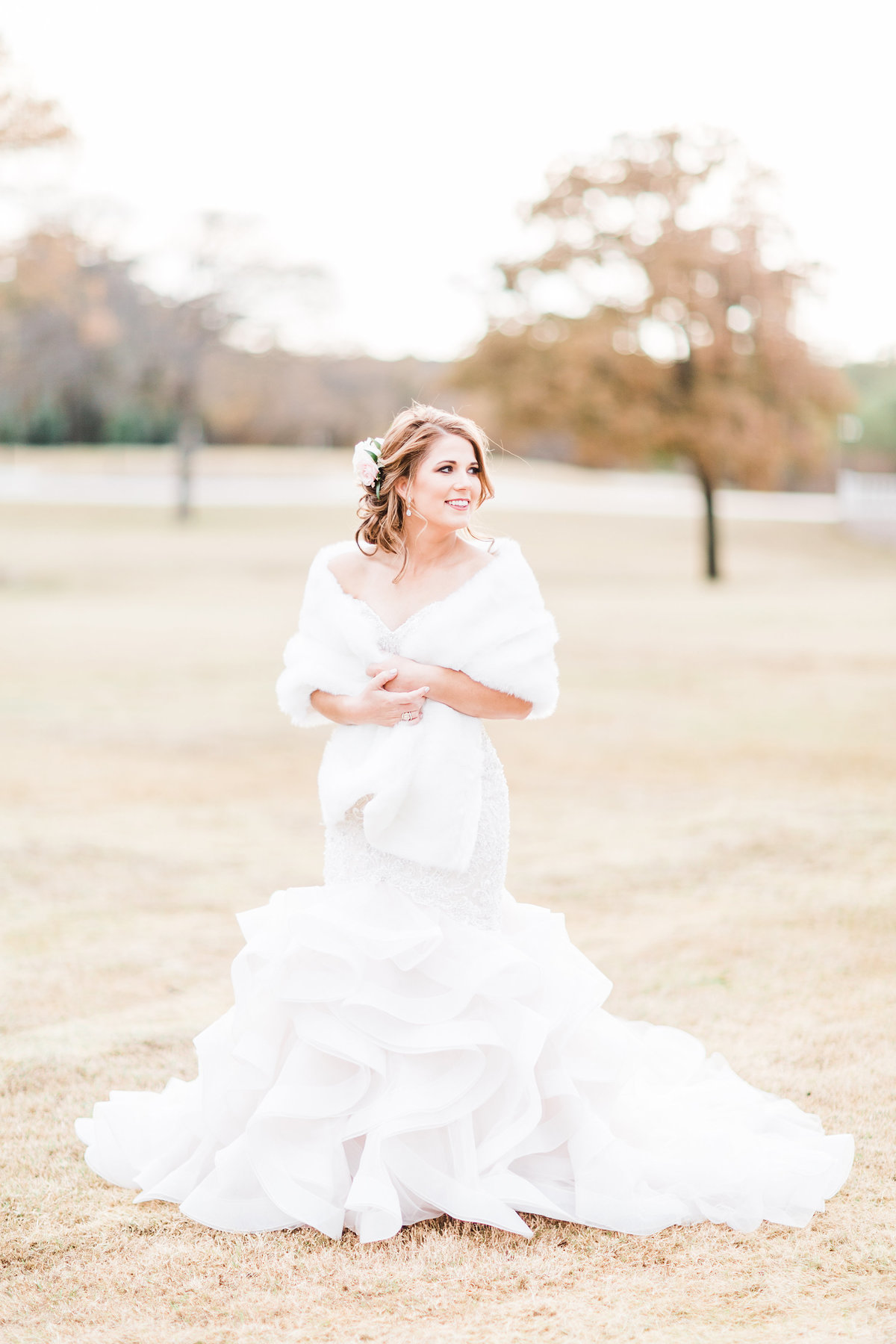Aubry Texas Milestone Walters Wedding Estates Photographer