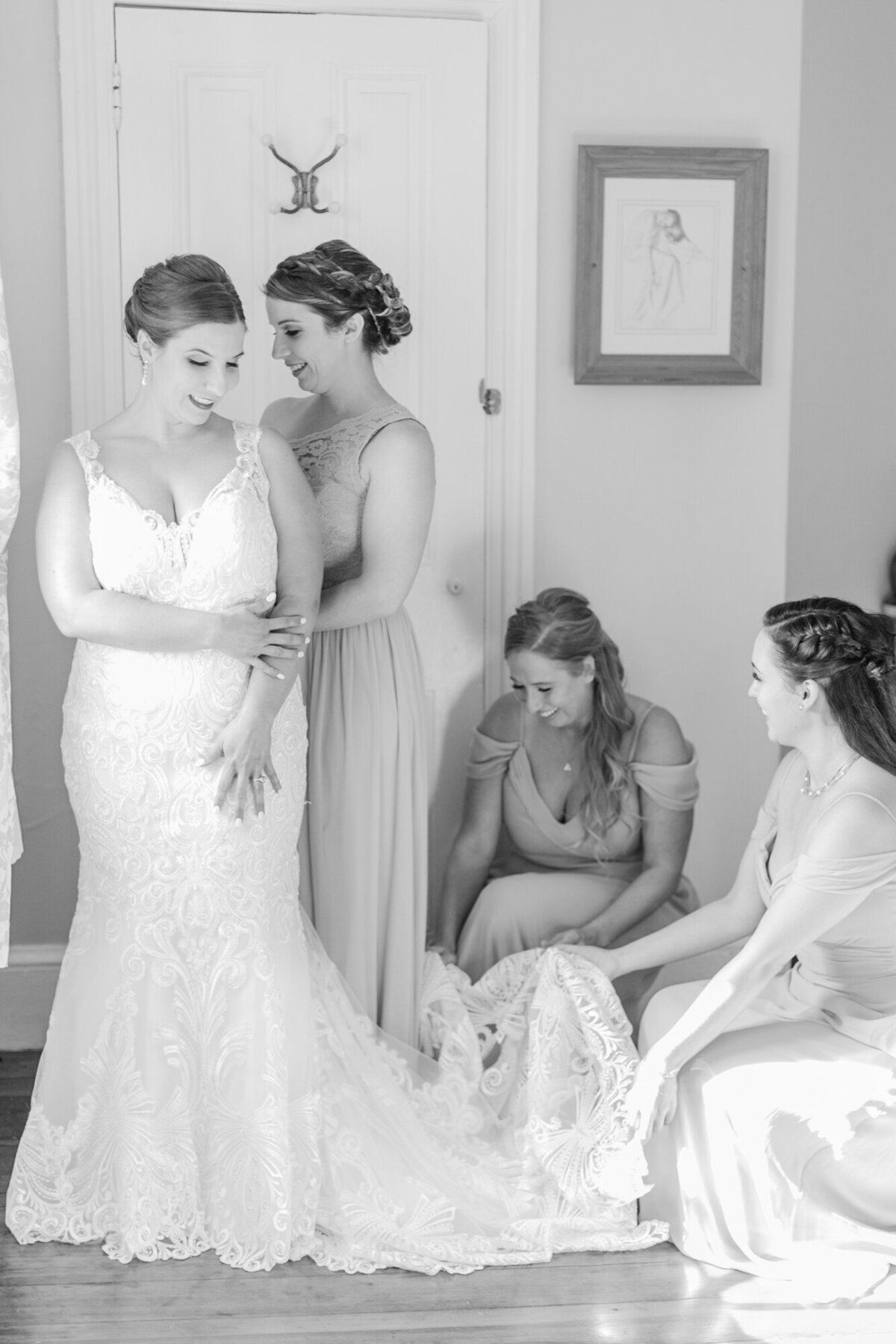 Chalfonte Hotel Wedding Cape May New Jersey-1